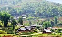 Melaksanakan demokrasi dalam pembangunan pedesaan baru di kabupaten Bao Thang, provinsi Lao Cai