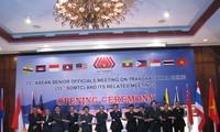 Pembukaan Konferensi ke-13 para pejabat senior ASEAN tentang pencegahan dan pemberantasan kriminalitas lintas negara (SOMTC)