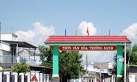 Konektivitas 3 faktor untuk membangun pedesaan baru di provinsi Ninh Thuan, Vietnam Tengah