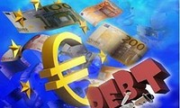 Utang publik di Eurozone meningkat secara drastis