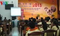 Forum Anak-Anak Nasional 2013 dibuka pada Kamis