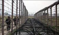 Kalangan pejabat militer Pakistan dan India melakukan perbahasan melalui hubungan hotline