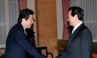 Perdana Menteri Nguyen Tan Dung: Hubungan Vietnam-Jepang sedang berada pada saat yang paling baik selama ini