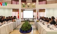 Hubungan Vietnam-Kamboja semakin berkembang baik