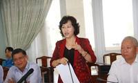Wakil Ketua MN Vietnam, Nguyen Thi Kim Ngan mengunjungi provinsi Dong Nai