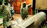Suriah mengeluarkan rekomendasi baru tentang pemusnahan gudang senjata kimia