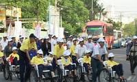 Peringatan Hari Penyandang Cacad Vietnam