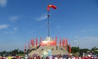 Vietnam dengan bergelora memperingati ulang tahun ke-39 Hari Pembebasan Vietnam Selatan dan Penyatuan Tanah Air (30 April 1975)