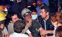 Pemogokan umum di Turki setelah kasus keruntuhan tambang