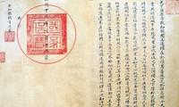 Naskah administrasi zaman dinasti Nguyen, panorama tentang satu zaman