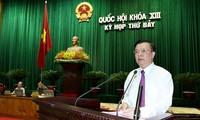 Menteri Keuangan Dinh Tien Dung: utang publik masih  berada dalam batas yang aman