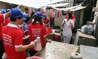 "Mengumumkan peristiwa menyambut ""Hari ASEAN mencegah dan memberantas penyakit demam berdarah"""