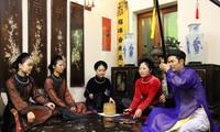 Mengkonservasikan seni musik Ca Tru setelah 4 tahun mendapat pengakuan dari UNESCO