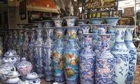 Desa keramik Bat Trang mengembangkan faktor dalam untuk membangun pedesaan baru