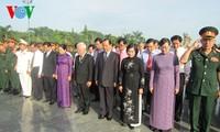 Banyak aktivitas memperingati ulang tahun ke-67 Hari Prajurit Penyandang Cacad dan Pahlawan yang Gugur