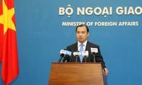 Vietnam aktif memperkuat priroritas ASEAN tentang kerjasama kelautan