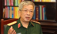 Deputi Menteri Pertahanan Vietnam menerima Wakil Pembantu Menlu AS