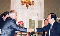 Delegasi tingkat tinggi Majelis Nasional Vietnam melakukan kunjungan di Republik Czech