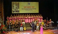 """Festival kesenian """"Vietnam-Tanah Air-ku"""""""