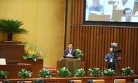 MN berbahas tentang Undang-Undang Penerbangan Sipil Vietnam
