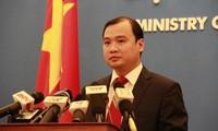 Vietnam meminta kepada Taiwan supaya tidak menembakkan peluru sungguhan di pulau Ba Binh