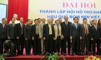 Membentuk Asosiasi bantuan mengatasi akibat bom dan ranjau di Vietnam