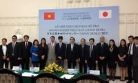 Membantu badan usaha Jepang untuk datang melakukan investasi dan bisnis di Vietnam.