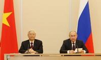 Kepentingan dan posisi nasional dilihat dari hubungan-hubungan kemitraan strategis