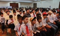 Kota Ho Chi Minh akan melakukan uji coba pola perawatan semi internat untuk anak pengidap HIV/AIDS