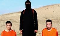 Jepang tidak melepaskan upaya menyelamatkan sandra yang ditahan oleh IS
