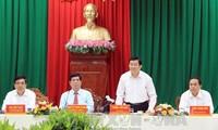 Provinsi-provinsi di daerah Nam Bo Barat mengusahakan solusi untuk meningkatkan kembali daya saing pada latar belakang integrasi