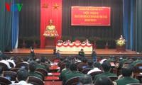 Konferensi evaluasi 5 tahun pekerjaan kedokteran militer dan rakyat daerah Tay Bac