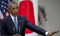 Presiden AS mencela Tiongkok tentang masalah Laut Timur