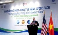 Vietnam dan AS bekerjasama tentang energi bersih
