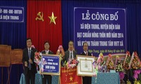 Gerakan pembangunan pedesaan baru di provinsi Quang Nam bersemarak