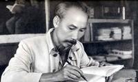 Fikiran Ho Chi Minh tentang pekerjaan kekaderan
