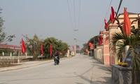 Kecamatan Khanh Thien-Daerah pertama di provinsi Ninh Binh yang mencapai patokan pembangunan pedesaan baru