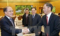Duta Besar, Kepala Perwakilan Vietnam di luar negeri adalah jembatan penghubung antara Vietnam dengan negara-negara di dunia