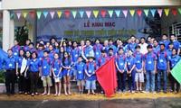 Perkemahan musim panas pemuda dan anak-anak diaspora Vietnam dan kaum pemuda kota Ho Chi Minh