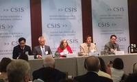 Lokakarya tahunan ke-5 tentang Laut Timur diadakan  di AS