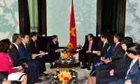 Pemerintah Vietnam menciptakan syarat sebaik-baiknya kepada para investor asing
