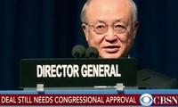 AS mendukung permufakatan tentang inspeksi terhadap instalasi  nuklir antara IAEA dan Iran