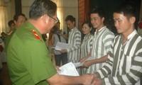 Pemberian remisi - Garis politik perikemanusiaan yang unggul dari Negara Vietnam
