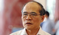 Ketua MN Nguyen Sinh Hung akan menghadiri Konferensi ke-4 para Ketua Parlemen Sedunia