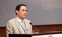 Memperkuat koordinasi kerja antara Kemlu dan Badan Pengarahan kawasan Nam Bo Barat