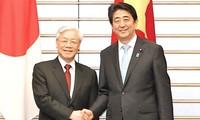 Membuka visi baru dalam hubungan Vietnam-Jepang