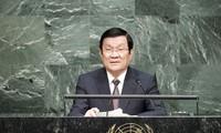 Vietnam menegaskan garis politik hubungan luar negeri demi perdamaian, kerjasama dan perkembangan