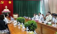 Jepang membantu mengembangkan kesehatan kawasan dataran rendah sungai Mekong