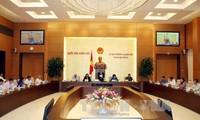 Sidang ke-42 Komite Tetap MN Vietnam angkatan ke-13 akan dibuka pada 12 Oktober