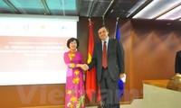 Vietnam dan Italia mendorong kerjasama ekonomi